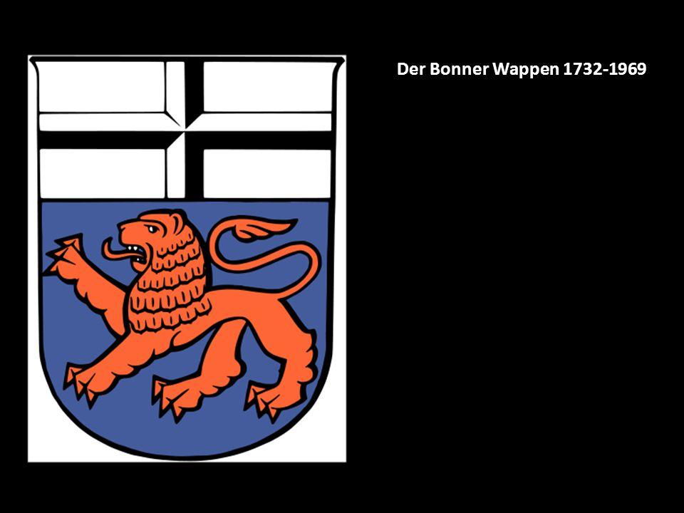 Der Bonner Wappen 1732-1969