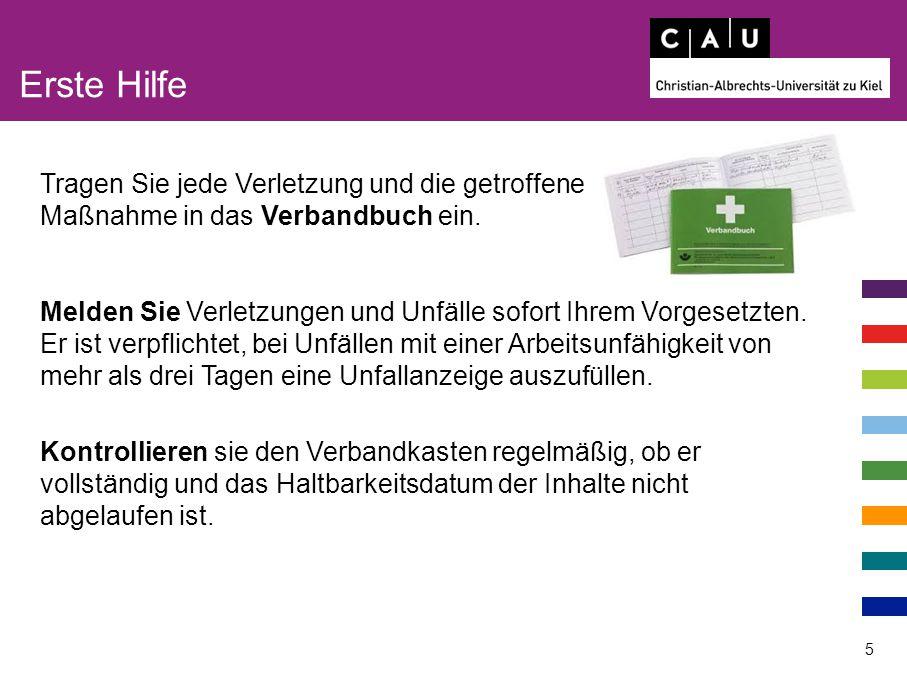 """Büro- und Bildschirmarbeitsplätze 16 Verhindern Sie Stolperstellen durch """"Kabelsalat ."""