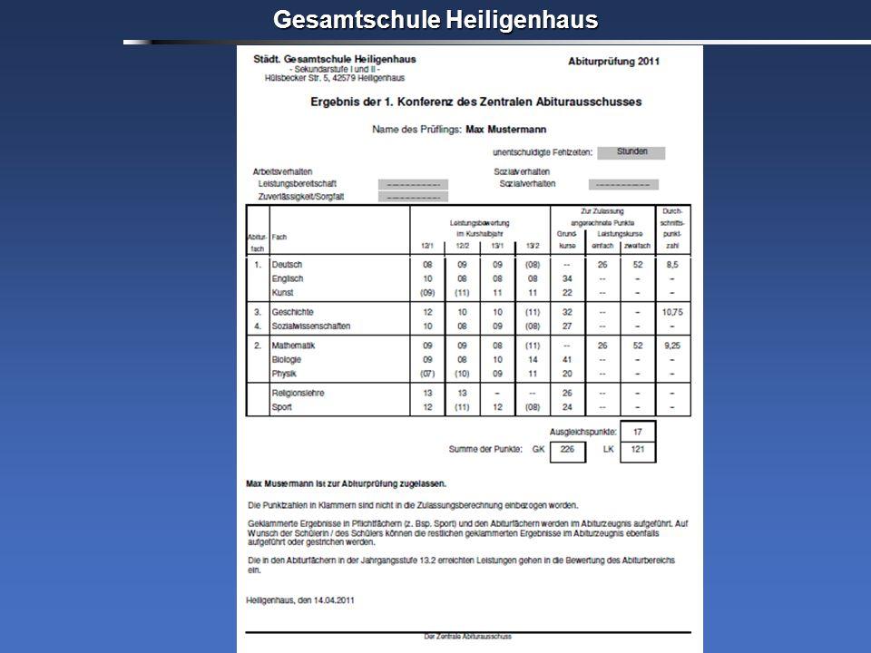 Gesamtschule Heiligenhaus