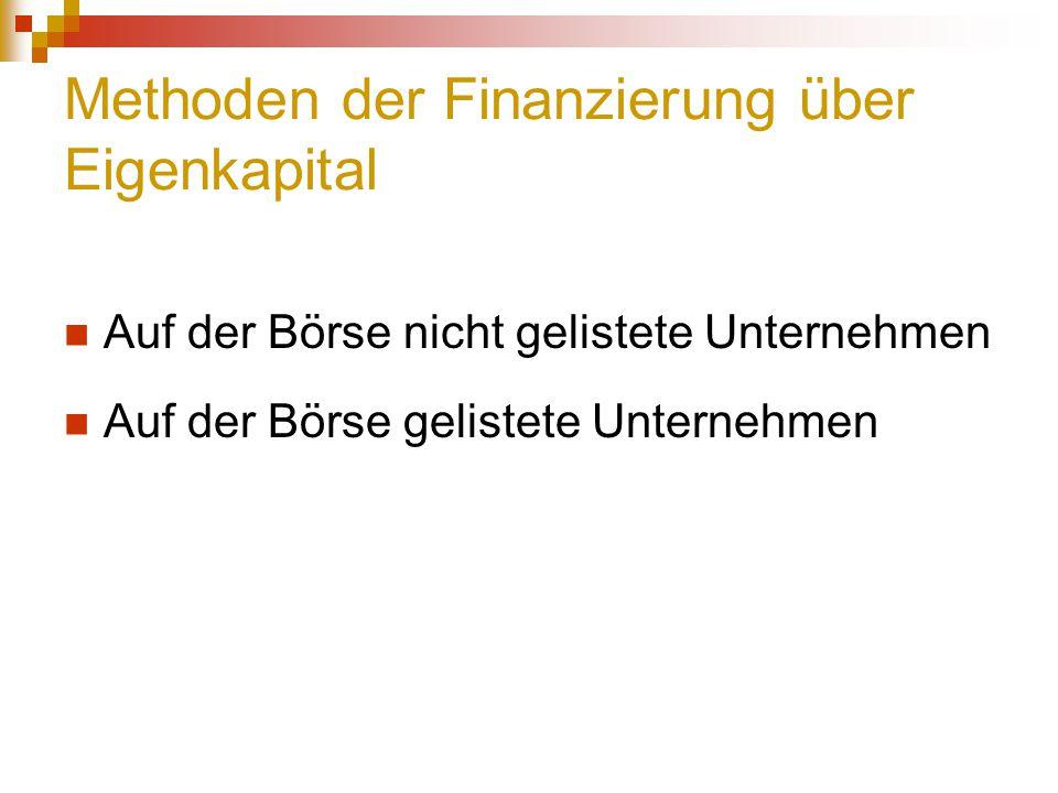 Kapitel 20: Kapitalstruktur und geforderte Rendite Fremd- oder Eigenkapitalfinanzierung.