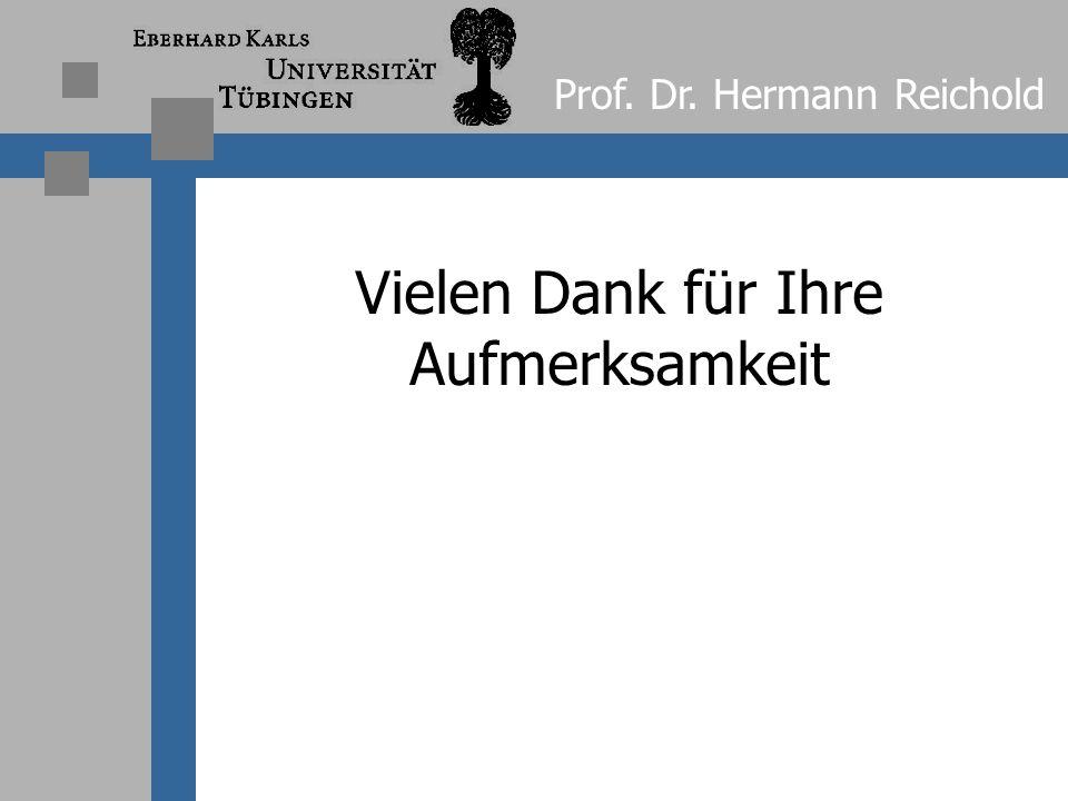 Prof. Dr. Hermann Reichold 6. Korrekturen im Arbeitskampfrecht? Streiks zur Durchsetzung von Fachtarifen z.B. für Lokführer sind selbst dann zulässig,