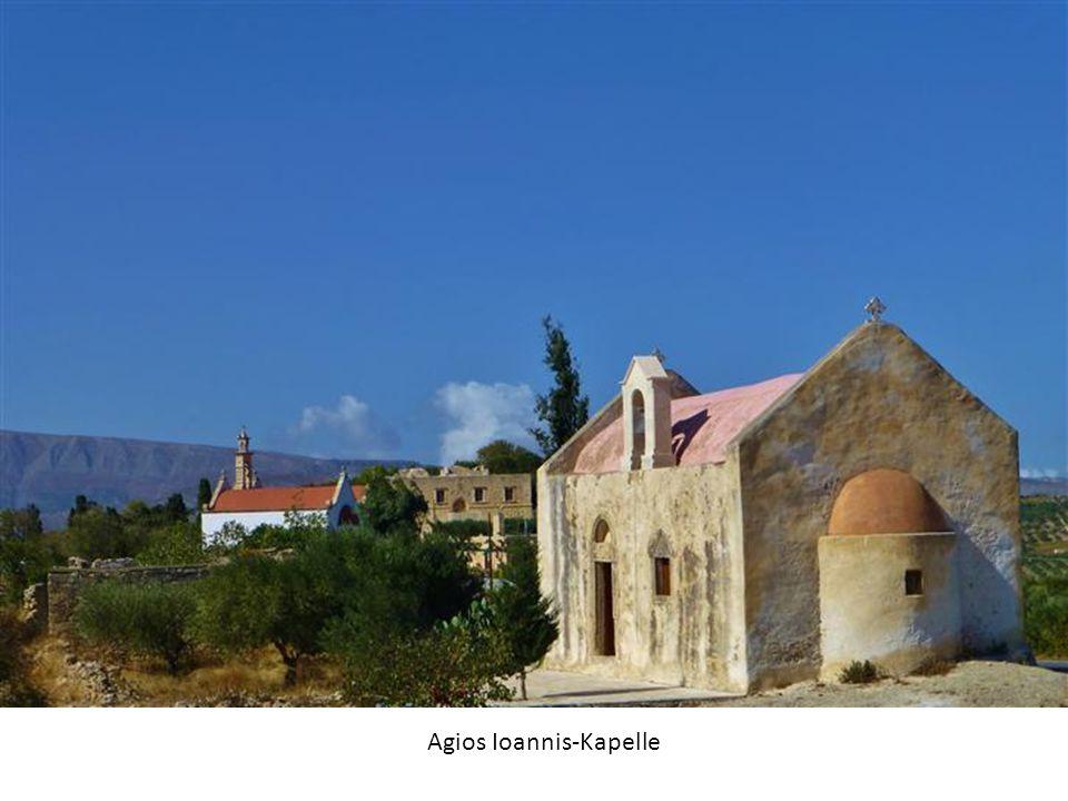 Agios Ioannis-Kapelle
