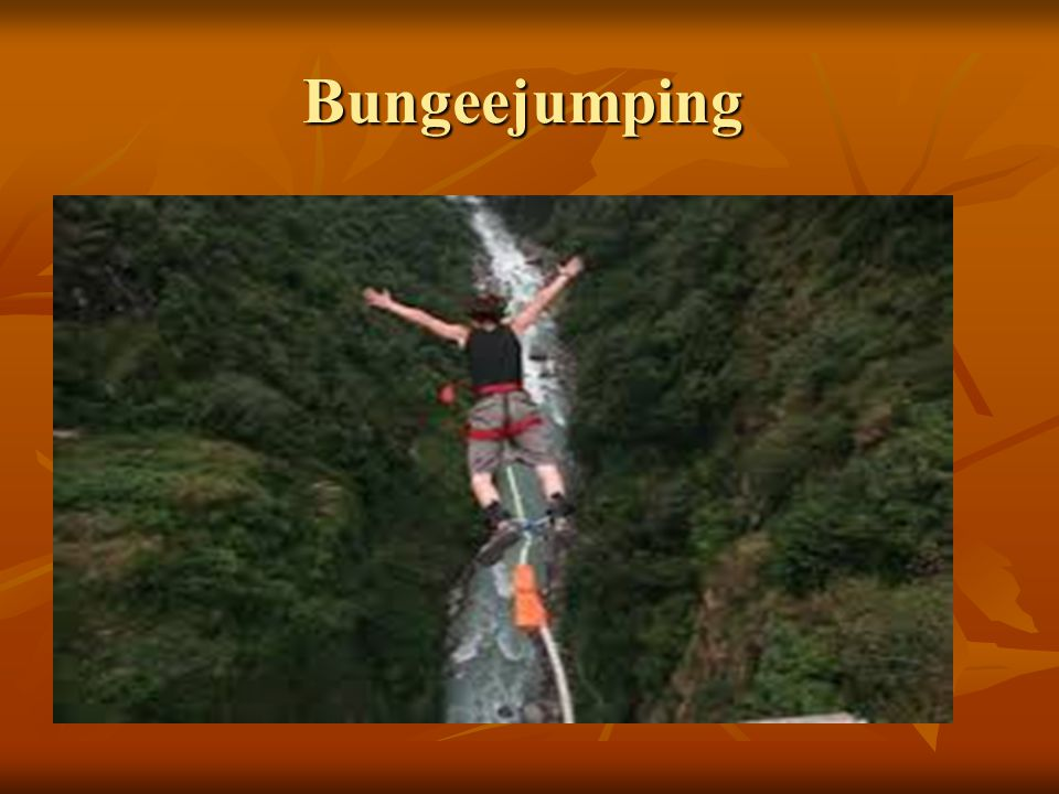 Bungeejumping Bungeejumping