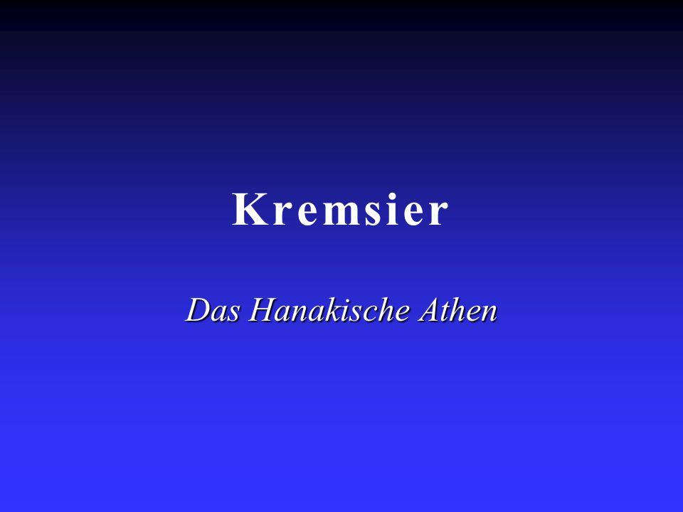 Aus der Geschichte Kremsiers  Die erste schriftliche Nachricht 1110  1260 erhob der Bischof Bruno von Schauenburg die Marktortschaft zur Stadt  Im 13.Jahrhundert ließ er eine frühgotische Burg erbauen