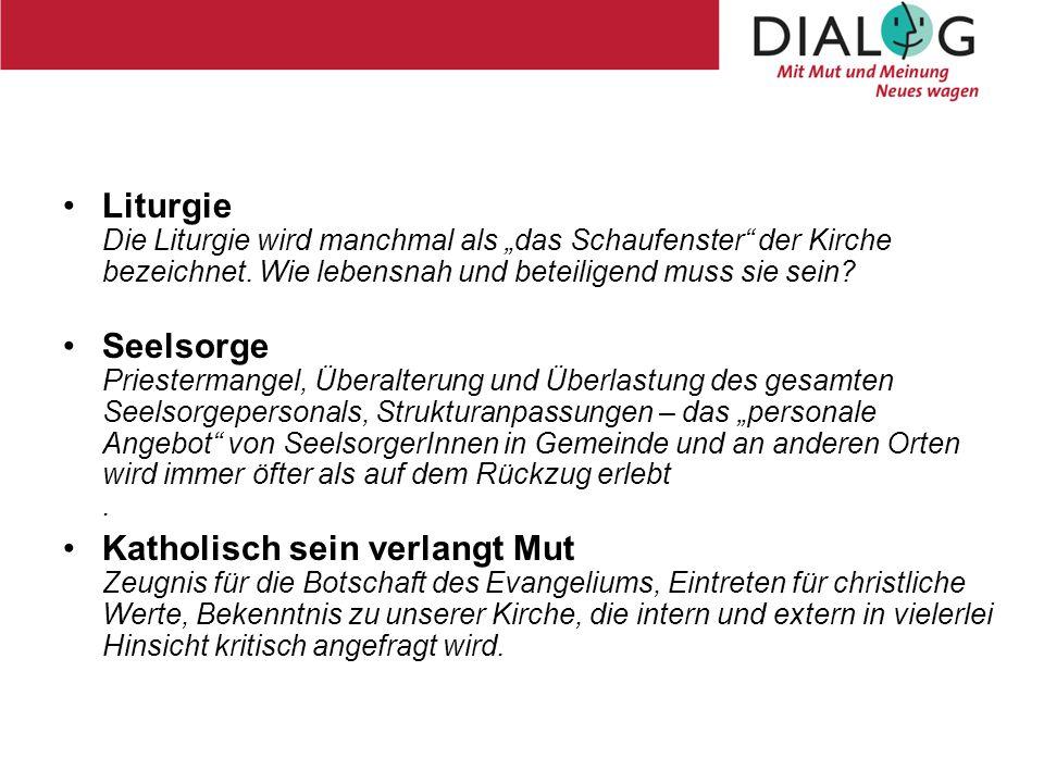 Information Arbeitshilfe Kontakt www.dialog-im-bistum-aachen.de