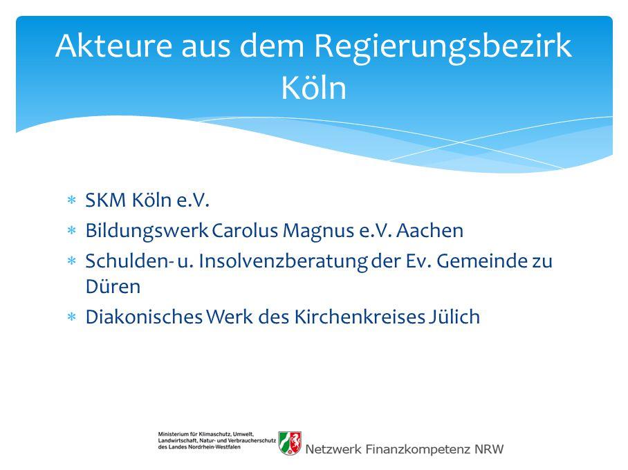  SKM Köln e.V. Bildungswerk Carolus Magnus e.V.