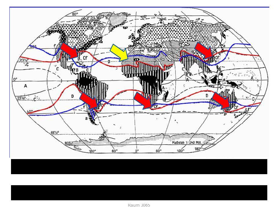17.12.2008 Tutorium Physische Geographie 1 - Florian Vogler - Mi 15:45 - 17:15 Uhr - Raum 3065 8 Was beschreibt die Ekman-Spirale?