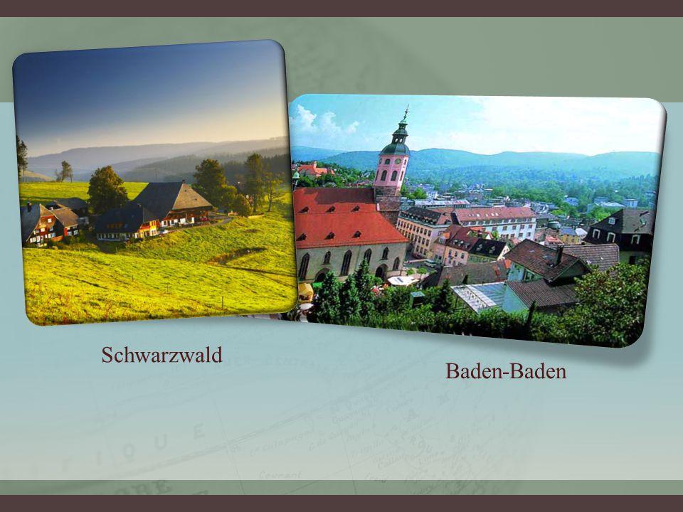 Schwarzwald Baden-Baden