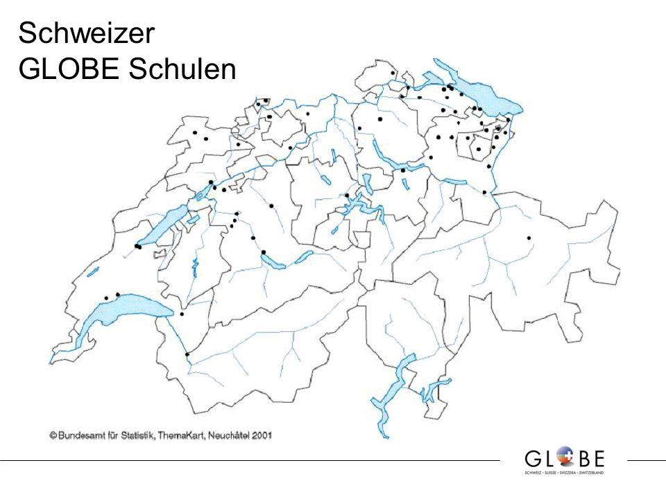 Schweizer GLOBE Schulen