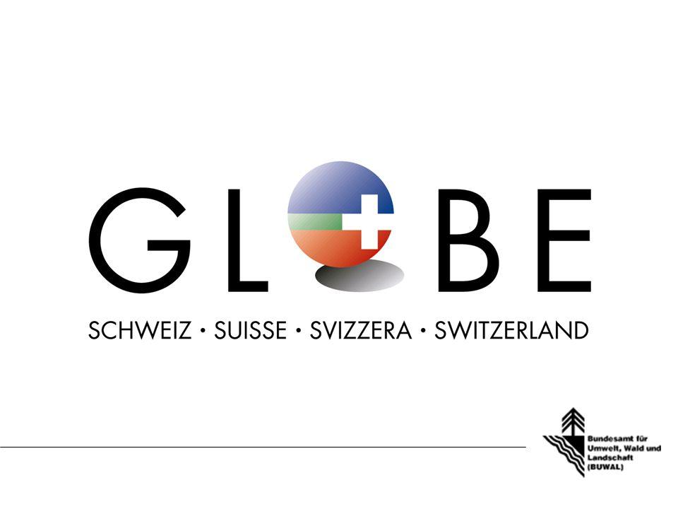 Silvia Gysler, Primarlehrerin GLOBE ist nicht nur ein kleines Schulprojekt.