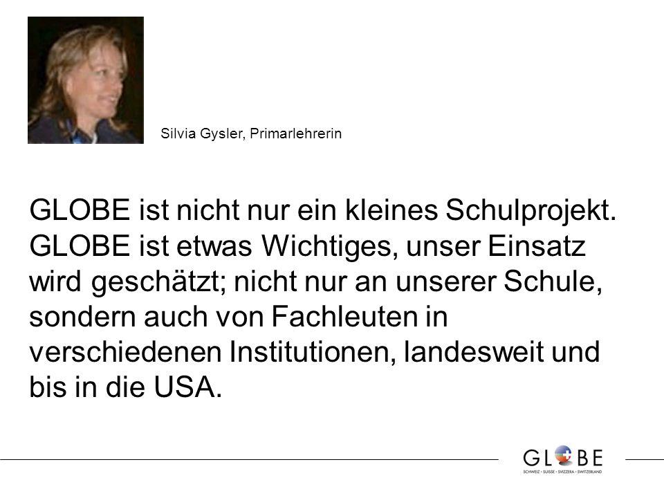 GLOBE ist ein interdisziplinäres ICT-Projekt: