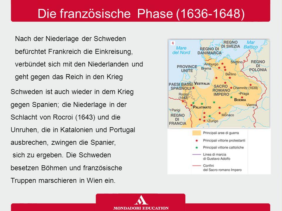 das Scheitern der habsburgischen Hegemonie in der deutschen Welt und Nordeuropa bestätigt zeigt, dass die Existenz von anderen Religionen wie dem Katholizismus jetzt eine unbestreitbare Tatsache ist.