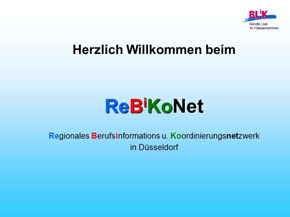 ReB i KoNet Regionales Berufsinformations u.