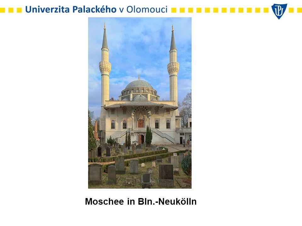 Moschee in Bln.-Neukölln