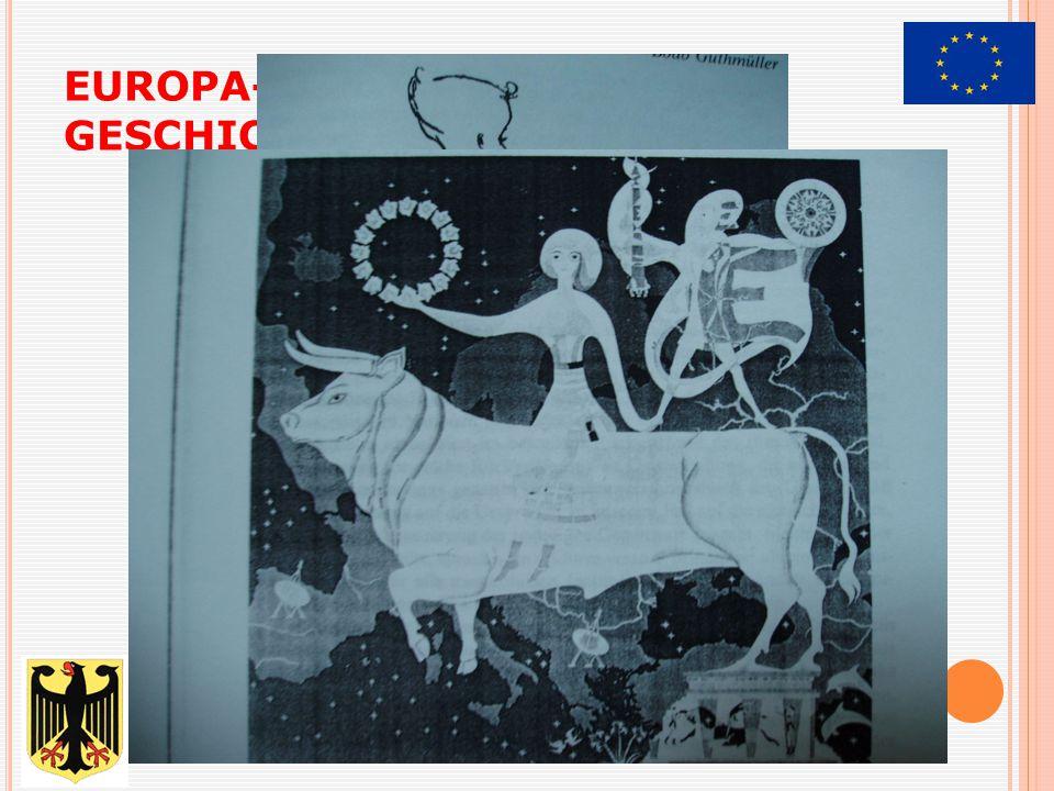 EUROPA-BULLE UND DIE GESCHICHTE