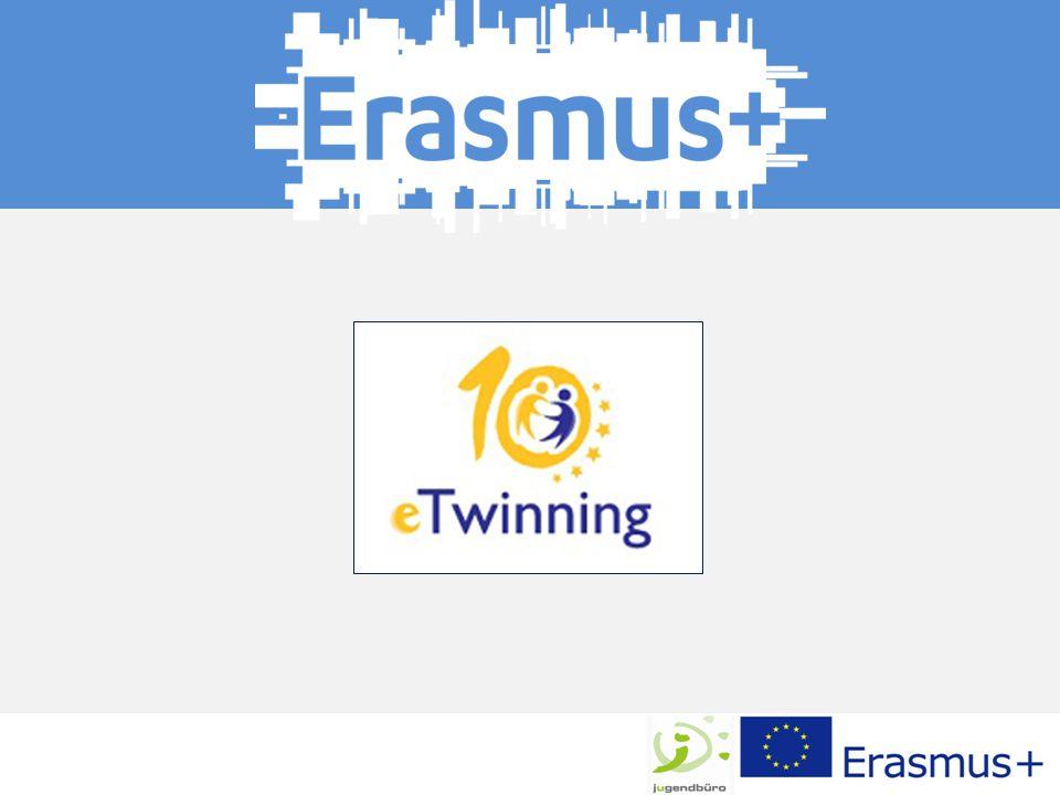 eTwinning unterstützt den Austausch zwischen Lehrpersonen fördert die Lehrerweiterbildung im Bereich der Medienbildung ermöglicht, durch den Einsatz der modernen Kommunikations- und Informationstechnologien (IKT) europäische Schulpartnerschaften zu realisieren.