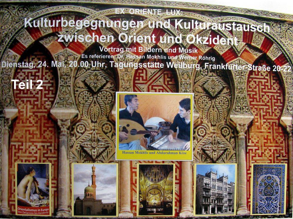 Johann Wolfgang von Goethe: Mohammad´s Gesang
