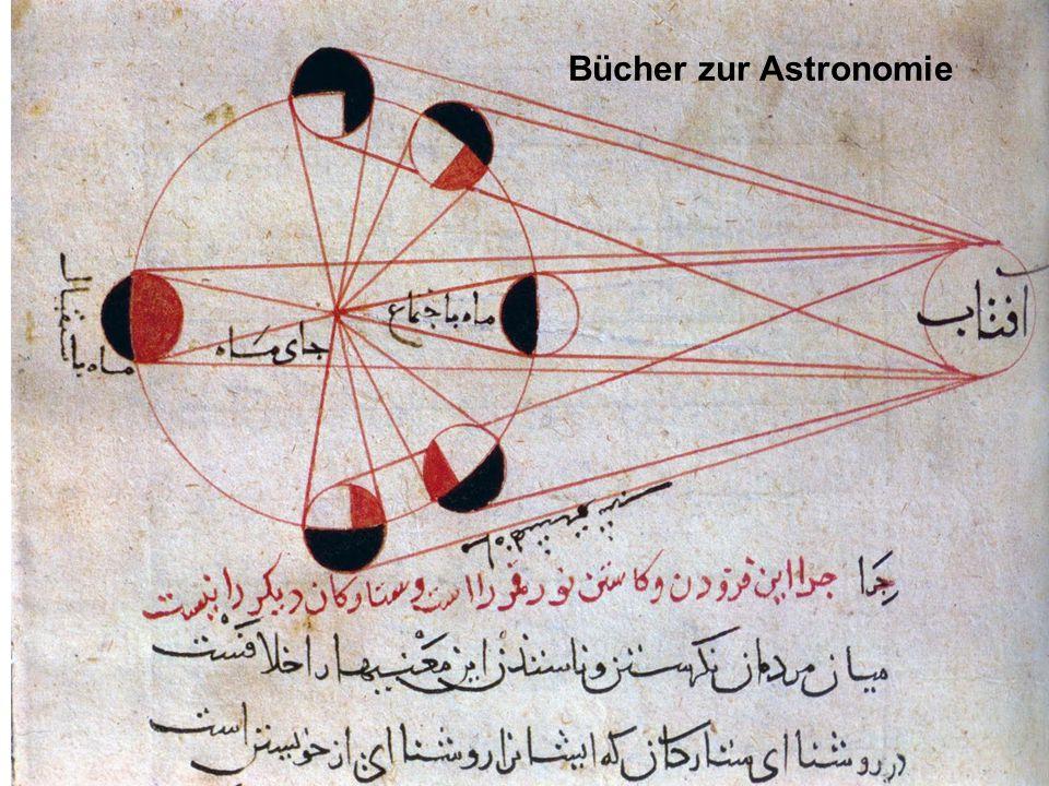 Bücher zur Astronomie