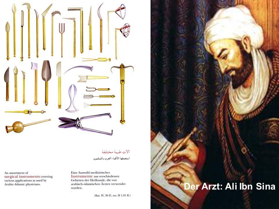 Der Arzt: Ali Ibn Sina