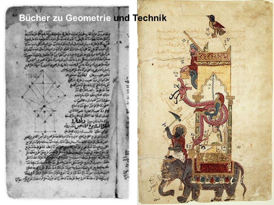 Bücher zu Geometrie und Technik