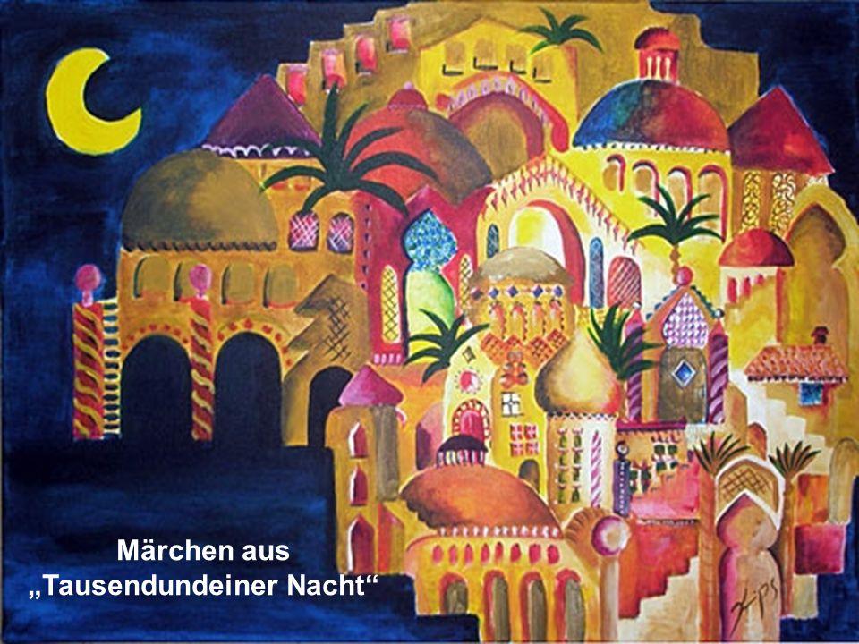 """Märchen aus """"Tausendundeiner Nacht"""