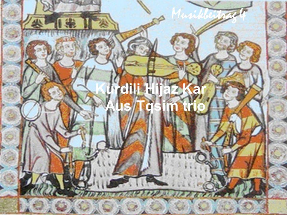 Musikbeitrag 6 Üsküdar Mahla da-l-Aschiyya