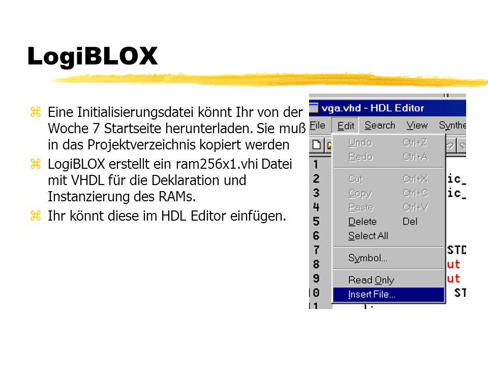 LogiBLOX zEine Initialisierungsdatei könnt Ihr von der Woche 7 Startseite herunterladen.