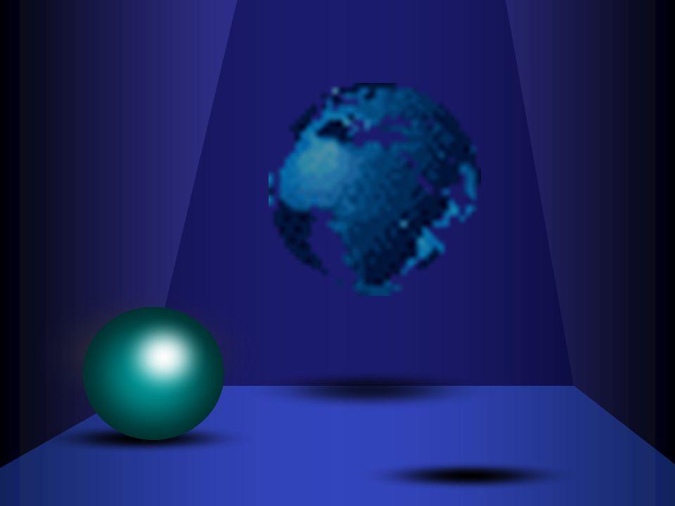 """Dritte Variation Die Kugeln werden ersetzt durch selbst erstellte """"UFOs (Erstellt wie die Kugeln) Hintergrund ist eine dazu passende Grafik (abgedunkelt) Das linke UFO erscheint von oben mit Schattenbildung Das zweite erscheint von oben- rechts Beide UFOs verschwinden in entgegengesetzter Richtung mit verschwindendem Schatten nach oben"""