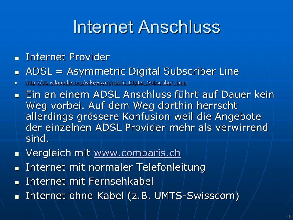 5 Telefonieren Telefonieren übers Internet mit einem normalen Telefon Telefonieren übers Internet mit einem normalen Telefon 1.