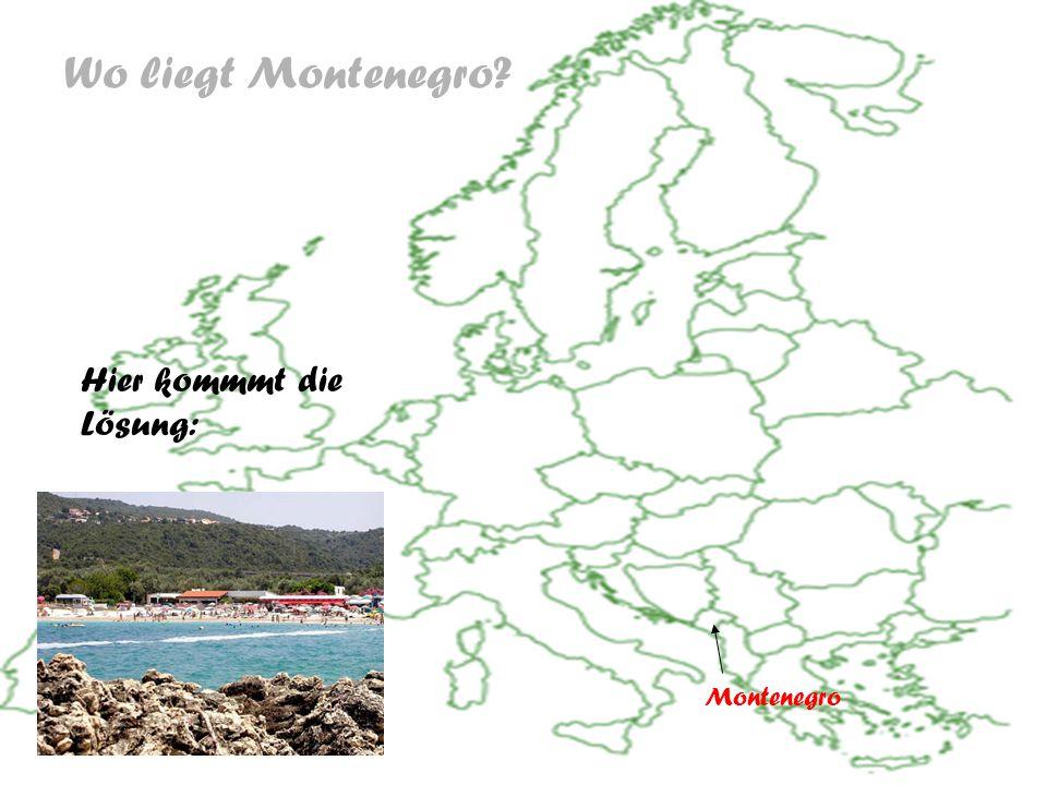 Vorstellung von Alen Sabotic Montenegro Wild Beauty