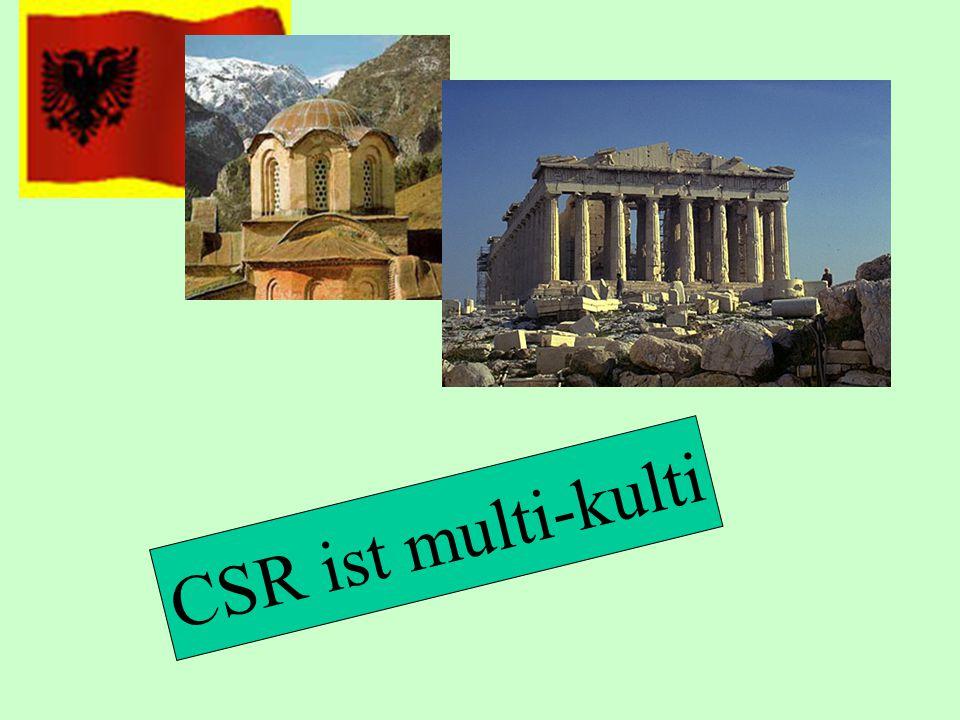 CSR ist multi-kulti