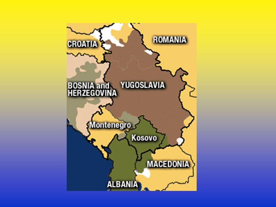 Der Kosovo