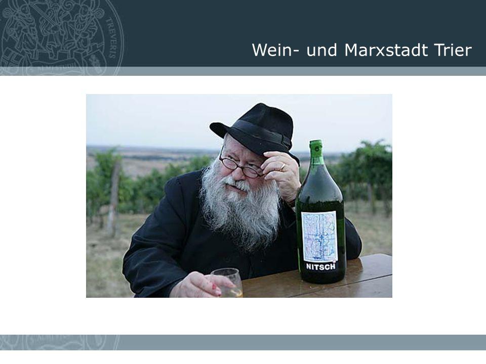 Wein- und Marxstadt Trier