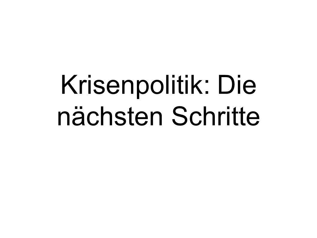 """Die Akteure Die """"Big Four : Van Rompuy & Co."""
