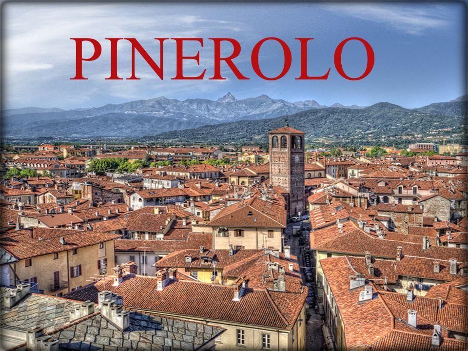 DIE STADT HEUTE Heute hat Pinerolo 35.000 Einwohner und ist eine wichtige Stadt Piemonts, 40 km von Turin entfernt.