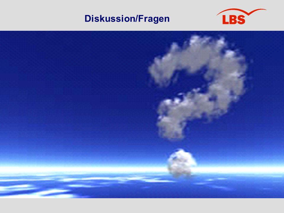 Seite 29 2-2001 hb 03.02.2011LBS Landesbausparkasse Rheinland-Pfalz Diskussion/Fragen