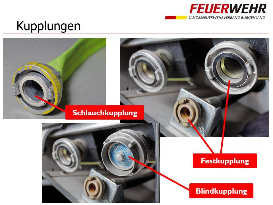 Kupplungen Blindkupplung Festkupplung Schlauchkupplung