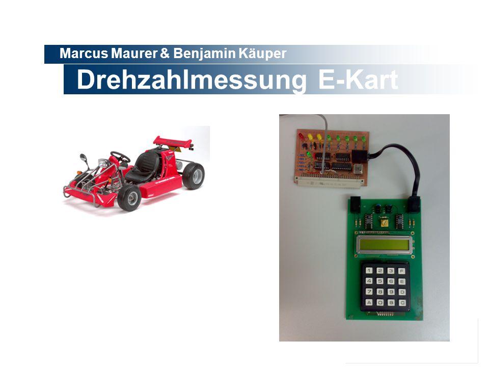 5 © Heidelberger Druckmaschinen AG Marcus Maurer & Benjamin Käuper Drehzahlmessung E-Kart Noch Fragen