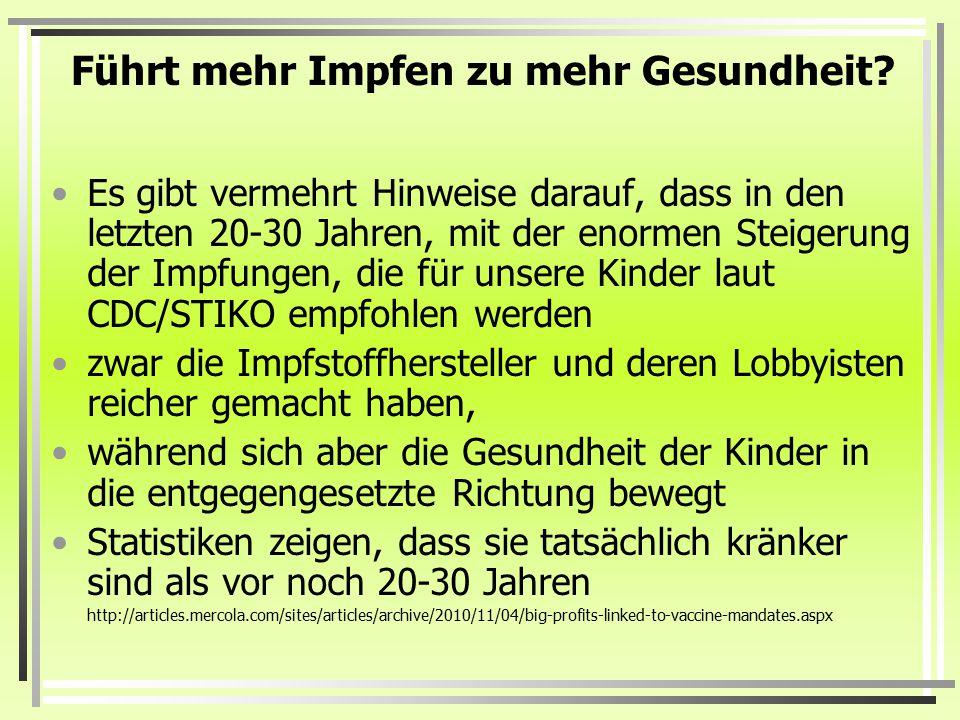 Wieso Impfkritik? Wieso gibt es Aegis-Schweiz, Österreich, Deutschland? und EFI`s? und jetzt die Fortführung von AEGIS-Schweiz NIE (www.impfentscheid.