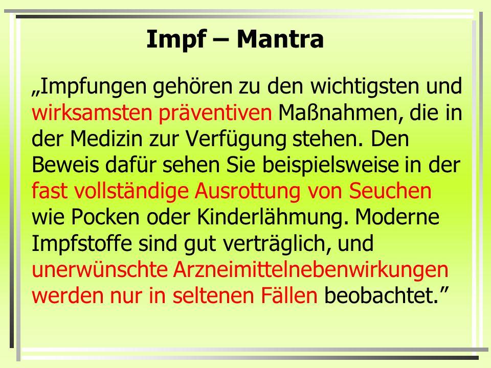 4. kritischer Impftag Solothurn Vortrag über die Sicherheit der Impfstoffe Rolf Kron praktischer Arzt und Homöopath in Kaufering www.kron-rolf.de