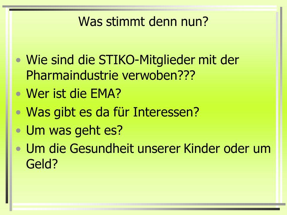 Mitglieder der (STIKO) am RKI http://www.rki.de/DE/Content/Infekt/Impfen/STIKO/Selbstauskuenfte/selbstauskuenfte__node.html?__nnn=true