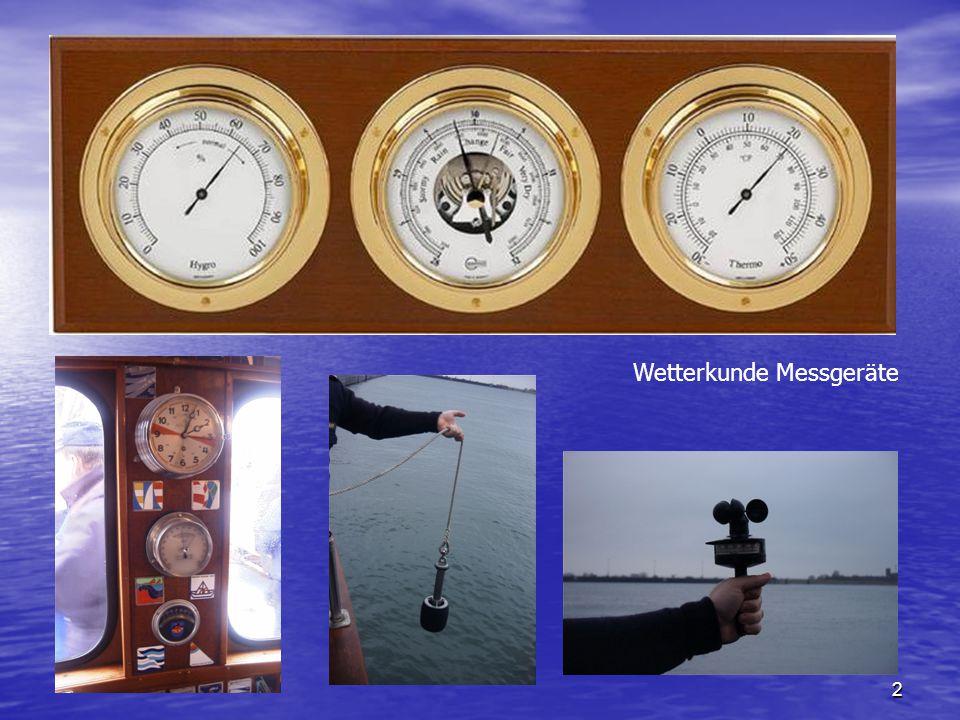 2 Wetterkunde Messgeräte
