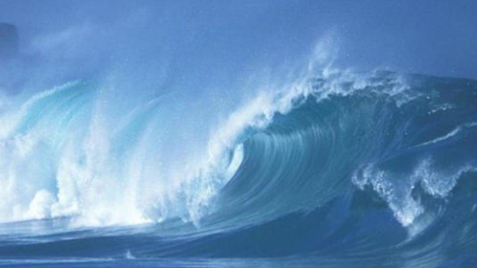 Gegen einen Ozean pfeift man nicht an. Kurt Tucholsky