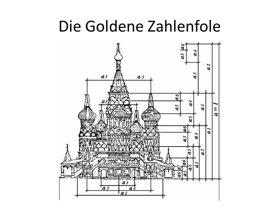 Die Goldene Zahlenfole