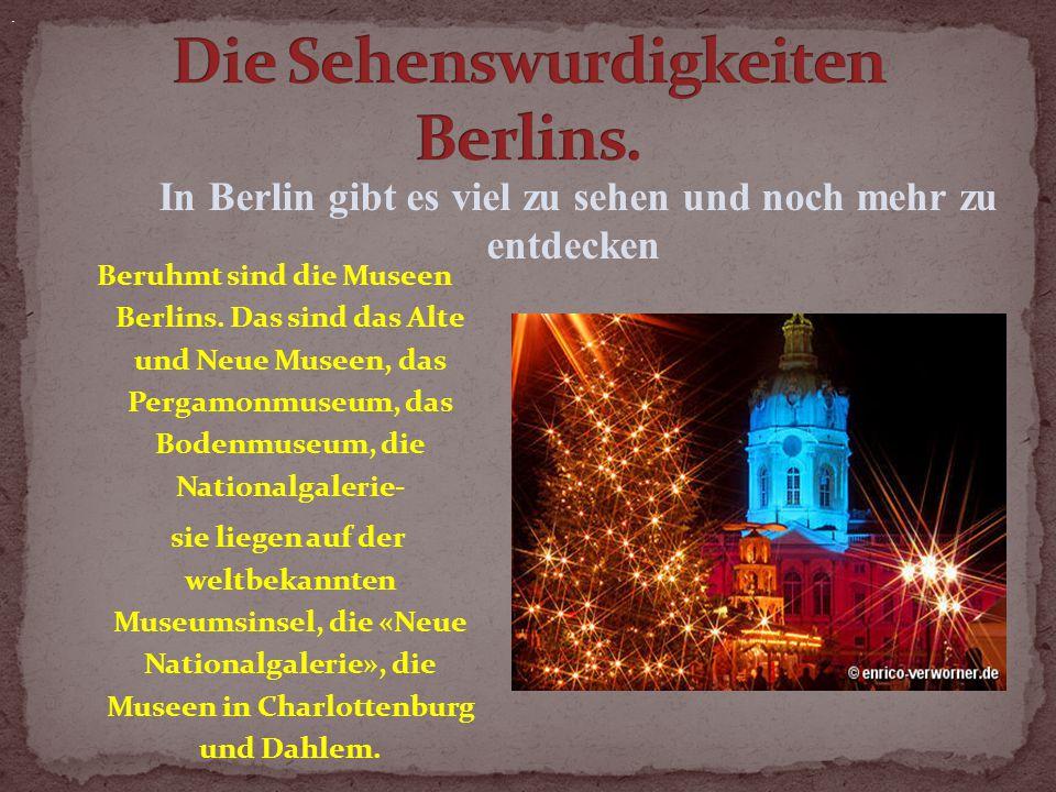 In der Strasse liegen viele Веhordеn, Botschaften, Geschafte, Саfes, Restaurants, das Gebaude der altesten Universitat Berlins, der Humbold-Universitat.