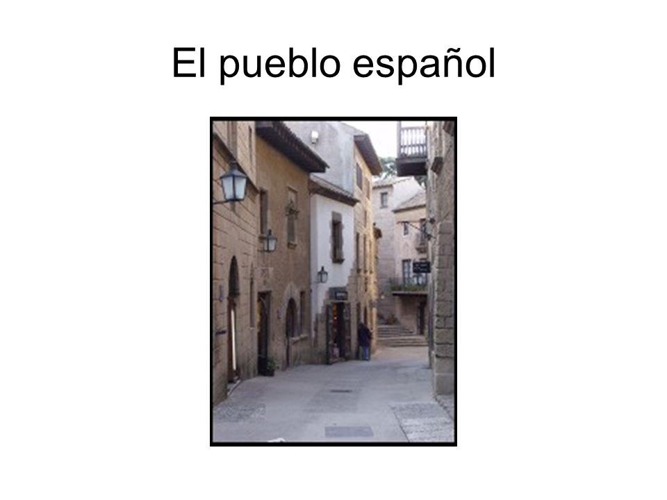 El pueblo español