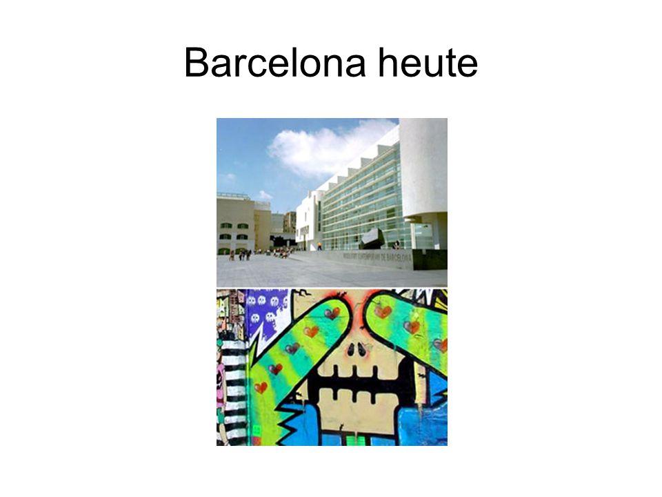 Barcelona heute