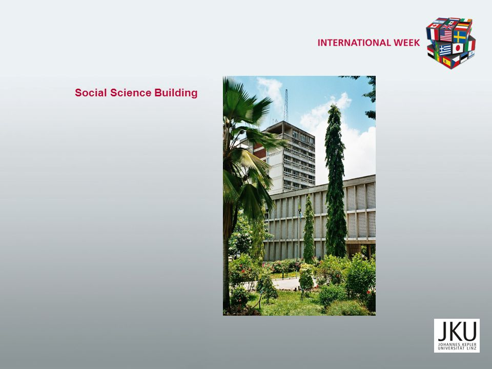 Social Science Building