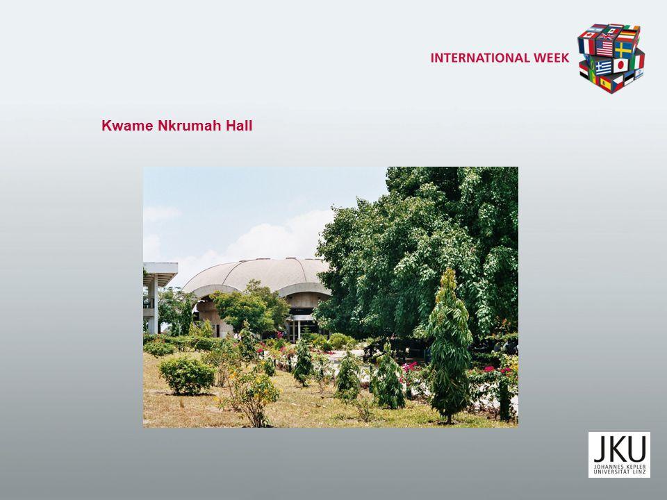 Kwame Nkrumah Hall