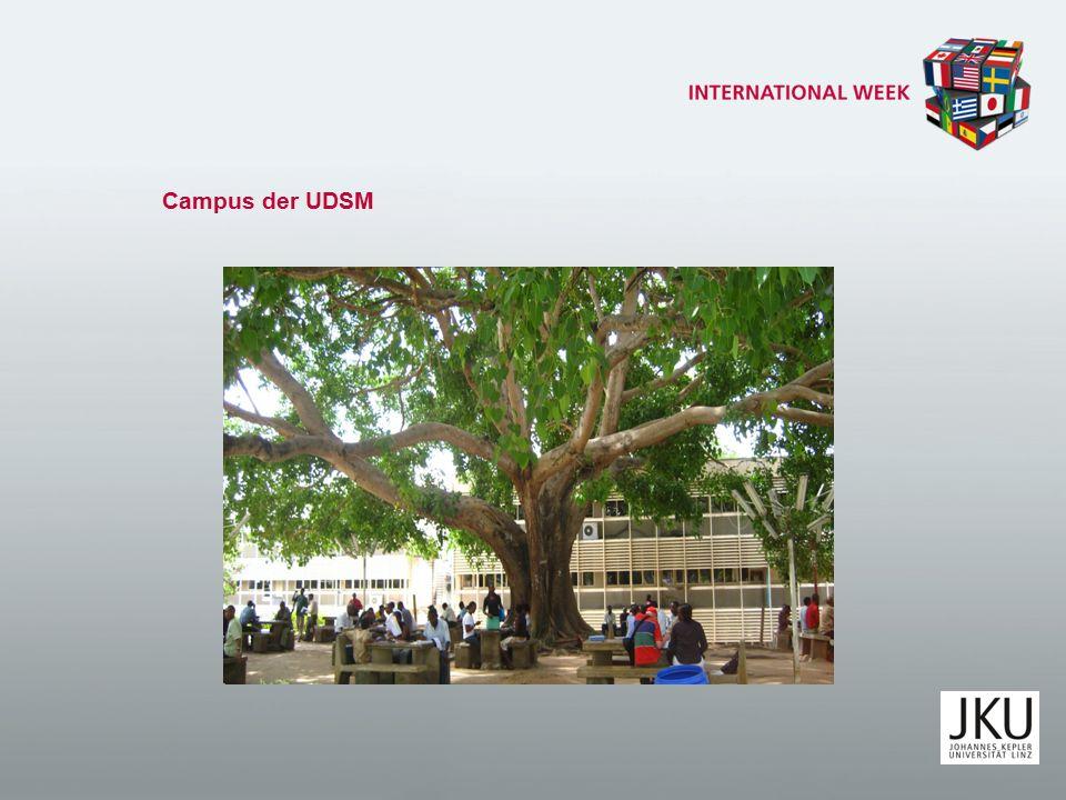 Campus der UDSM